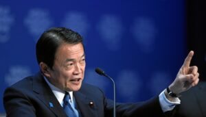 Special Address by: Taro Aso