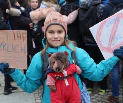 school strike berlin