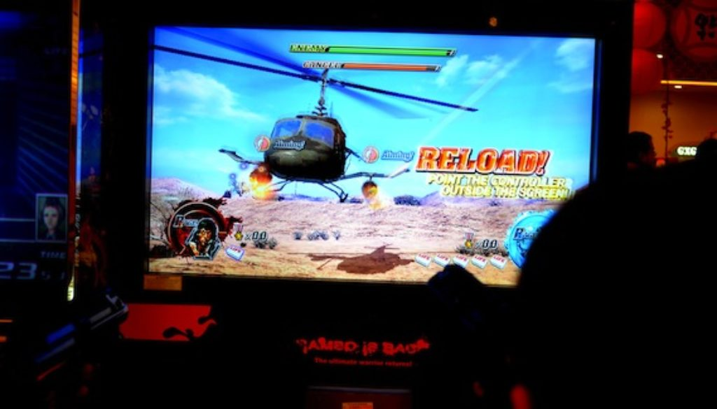 arcade-gaming
