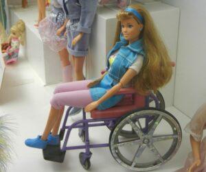 barbie-wheelchair