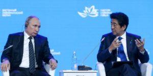 abe putin eastern economic forum