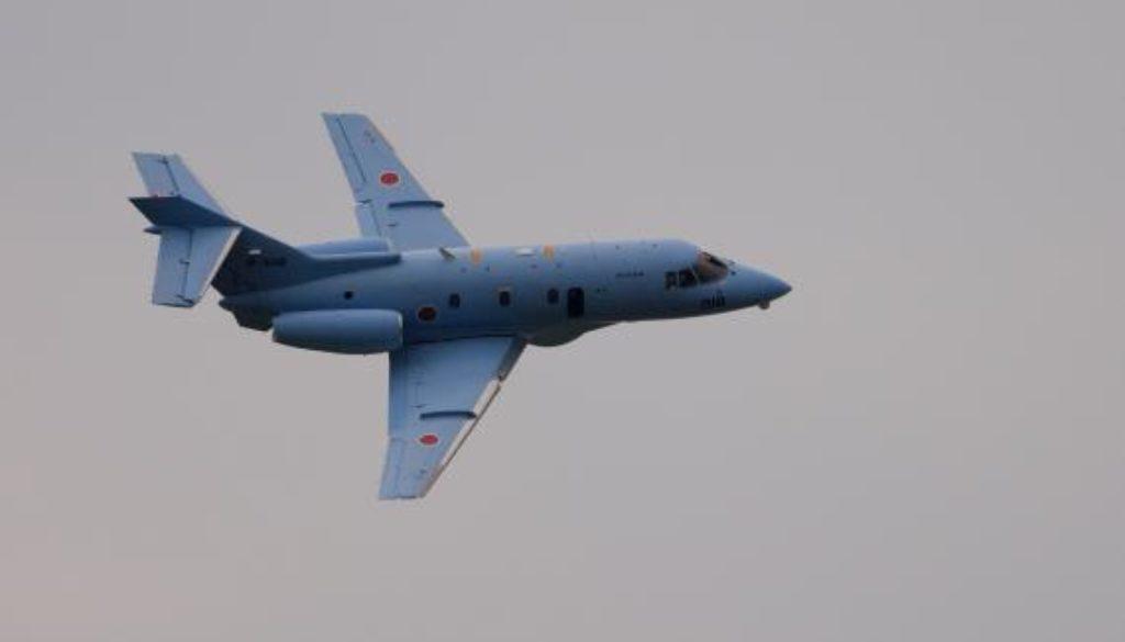 Japan_air_self_defense_force_Raytheon_U-125A_RJNK