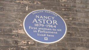 Nancy_Astor_plaque