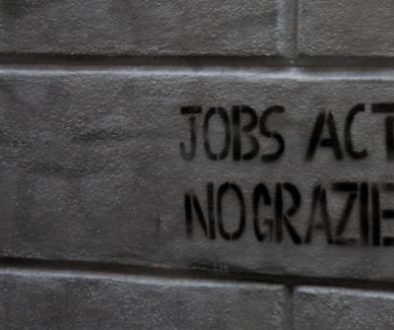 jobs act no grazie