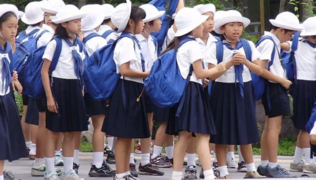 children-uniform-japan