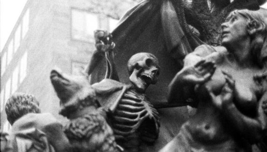 danse macabre budapest