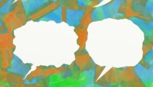 white-speech-bubbles