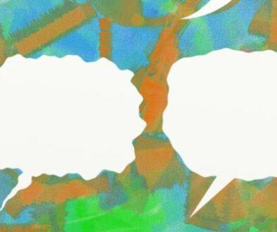 white-speech-bubbles