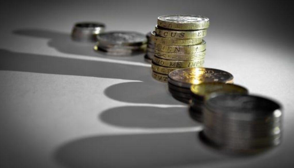 cash_coins_pounds_money_shadow