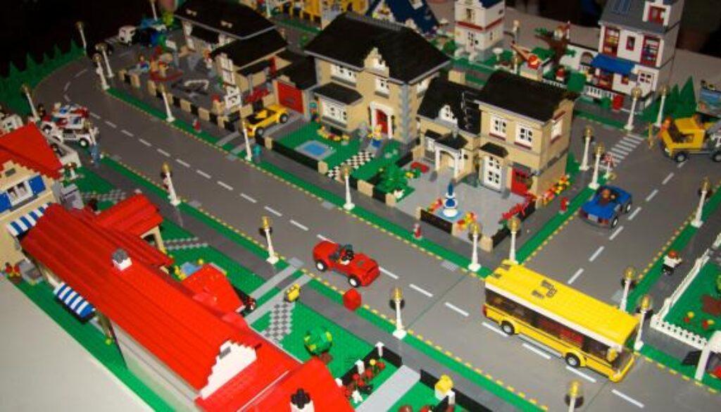 lego town crop