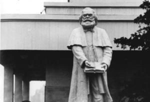 statuamarx