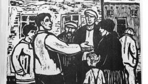"""Margret_Häusler,_""""Landagitation_der_KPD_1927_crop"""
